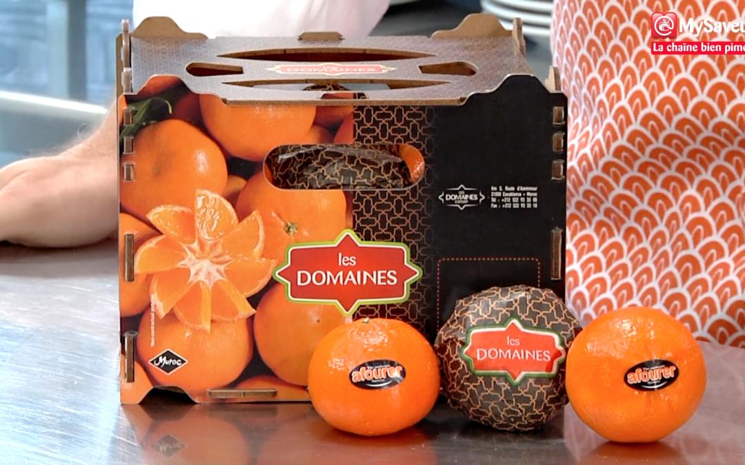 Petits plats de marques Tartelette de tomates confites et agneau Les Domaines