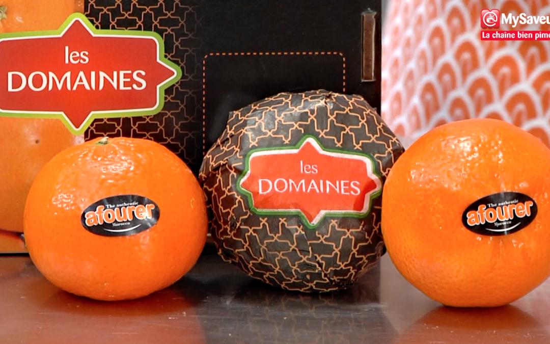 Petits plats de marques La gourmandise Nadorcott LES DOMAINES